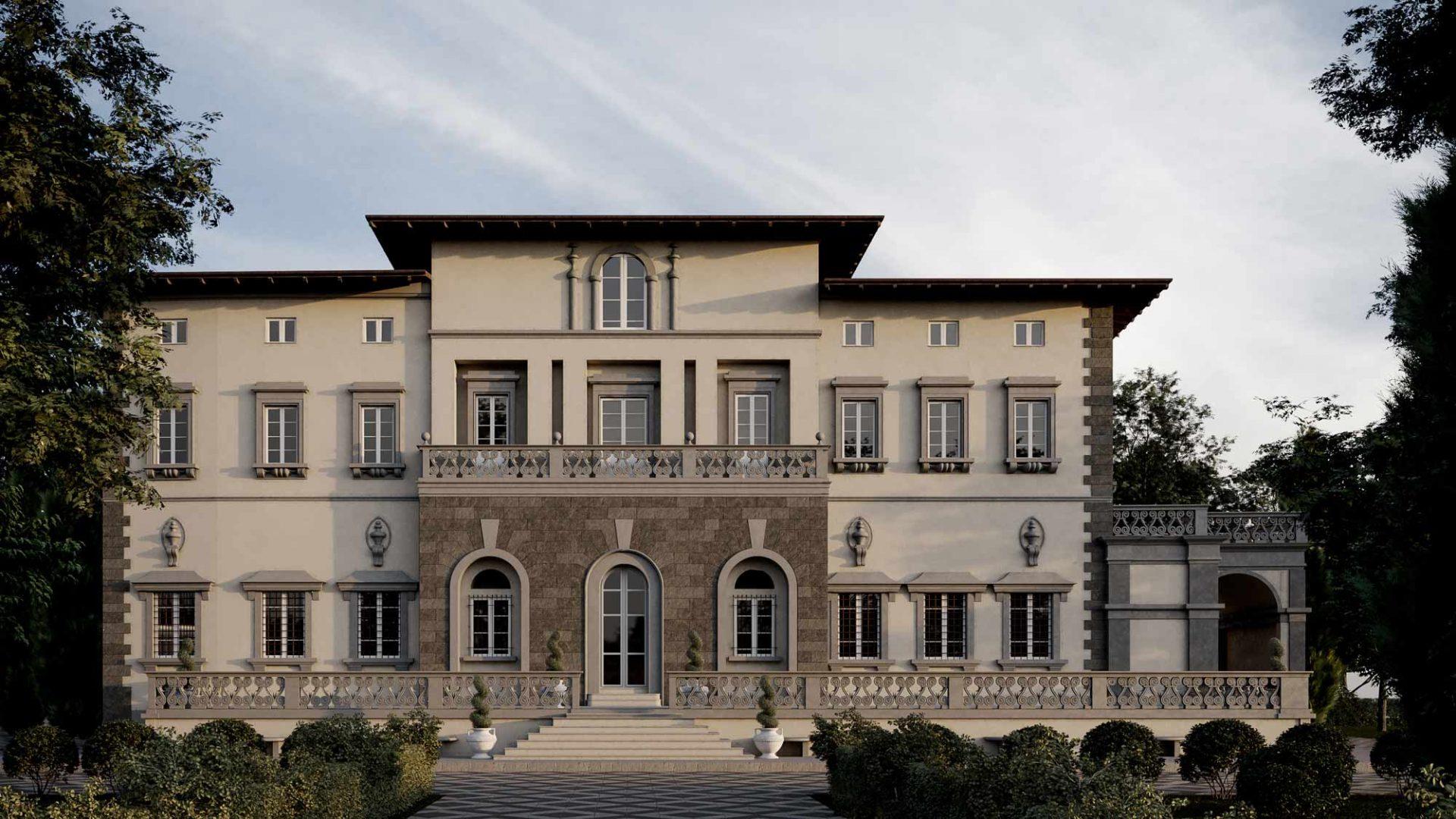 Villa Covoni